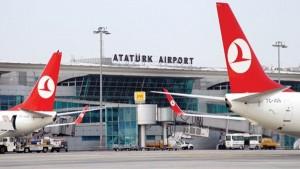 ataturk airport IST